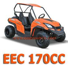 EEC 170cc Automatic UTV For Kids