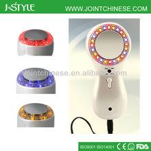 Newest multifunctional 3 level intensity led light photon ultrasonic salon and spa equipment