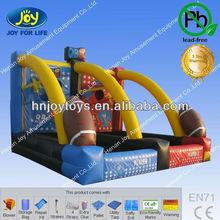 Entertainment Sport Basketball Jam Inflatable