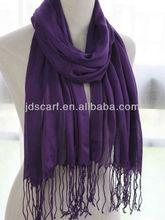 cheap scarf for promotion wholesale plain viscose scarves promotion neck scarf (SDV-004 col.02#)