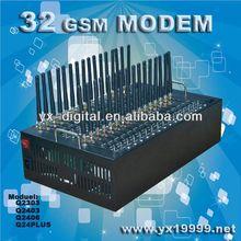 32 ports usb gsm modem zte gsm usb modem