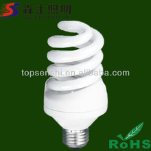 Manufacturer Cheapest Price Full Spiral Energy Saving Bulb(CE&ROHS)