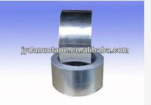 Réfrigérateur de caoutchouc synthétique ruban d'aluminium