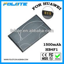 HB4F1 Battery For Huawei WiFi E5830 U8220 1500mAH 4.2V