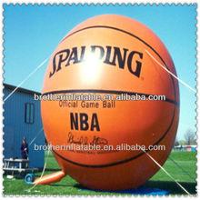 Pvc Character 20' Spalding Basketball Balloon