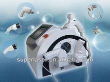 New design cavitation+RF+vacuum fast slimming machine