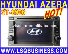wholesale multimedia player Hyundai Azera 2012 with navigation 3G GPS PIP BLUETOOTH ST-8906 factary hotselling