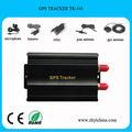 proteção contra roubo de carro tk103 carro rastreador gps sim suporte de alarme de carro