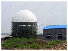 Dual Membrane Methane Gas Equipment & Collector