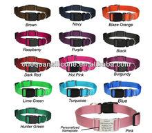Unique QR code pet safe collar