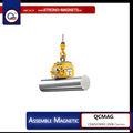 100kg-3000kg levantamento de ímã permanente, placa de aço de levantamento magnet elevador magnético