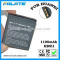 oringinal para batería huawei g6150 hb5i1 teléfono móvil c8300 c6200 c6110 g6150