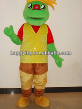 HI EN 71 Promoting sales Frog Prince Mascot costume