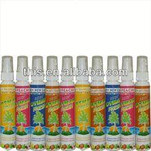2013 OEM ISO9001 Long Lasting jasmine car fragrance