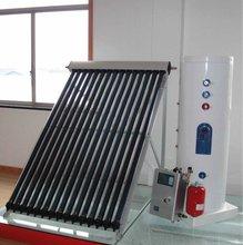 Pressure vacuum tube solar collector and solar water heater system (Solar Keymark,CE,CCC,EN12975,SRCC