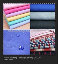 Plain and Twill 100% Cotton Fabric
