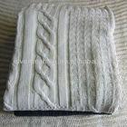 50CC71 100%Cotton Cross Stitch Knit Blanket,Patchwork Knit Blanket, 2013blanket