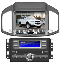 ISUN Newest model 2013 Chevrolet Captiva car gps navigation with BT/Ipod/GPS