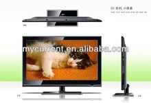37 inch ultra slim led tv all black cabinet