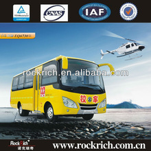 High safety !!! Dongfeng EQ6730ZD3G mini school bus with 48 seats