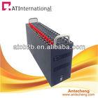 16 port USB gsm bulk sms modem pool,wavecom q2403 gsm gprs modem