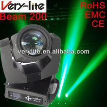 Professional elation lighting beam 200 moving head