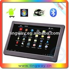 "gps maps for windows ce sd card with android 4.0 GPS navigation 7"" avin dvr HD LCD A13 1.2GHz 512RAM 8GB WIFI FM"