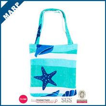 2013 Kids Printed Beach Towel Tote Bag