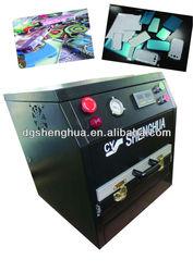 Mini 3d sublimation machine print cellphone case
