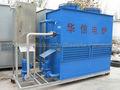 agua sistema de refrigeración en laindustria del acero