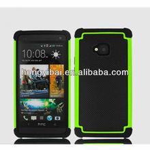 New design bumper phone case for HTC one m7