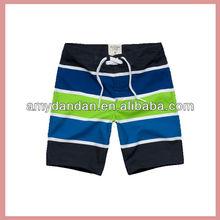 2013 fasion new leisure men 100% cotton beach pants/shorts