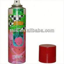 300ml Car Spray hanging paper car air freshener