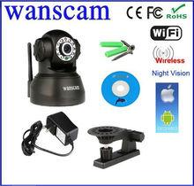 wanscam ip camera indoor updated from AJ C2WA C198 camera wireless P2P