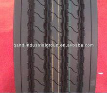 brand steel radial truck tyre 12R22.5 steer pattern DOUBLE ROAD, ANNAITE, LONG MARCH, ROADLUX, TRIANGLE, DOUBLESTAR, ROADSHINE