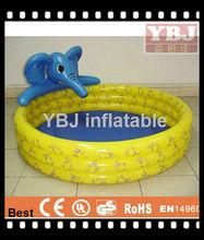 durable cartoon inflatable pool