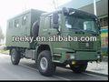 Howo 260hp~420hp 4x4 militar del vehículo con el ce