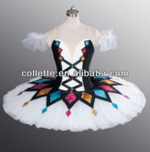 New arrival !! 2013 New tutus MB0879 Customized - made stage ballet costumes/ white ballet tutu dress