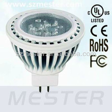 Replace philips led lamps mr16 gu5.3 5w led spotlight