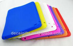 2013 Silionce for ipad mini case case for ipad mini