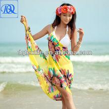 Appealing Bali swimwear polyester sarong