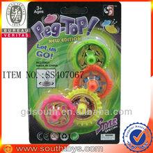 cheap plastic supper peg top