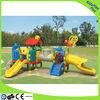 outdoor plastic slide