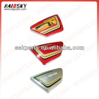 cg125 motorcycle plastic parts for side cover