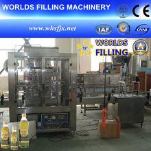 GY-10 Linear Type Bottle Olive Oil Filling Line
