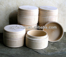 Manufacturing wood box wood cheese packaging box