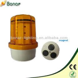 18pc Active Solar-powered LED Blinker Beacons