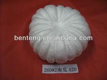 2013 best-selling halloween craft foam paper pumpkin decorating