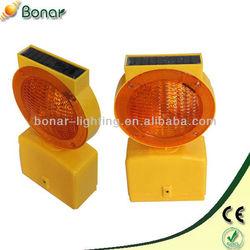 Solar-powered Flashers Active LED Blinker Beacons