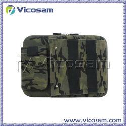 Canvas messenger bag for tablet